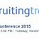 11/08 – 09/2015 Recruiting Trends Conference 2015