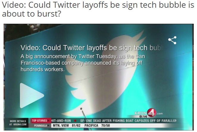 Twitter Layoffs DJS
