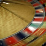 Roulette wheel for site