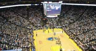 Oracle Arena Basketball